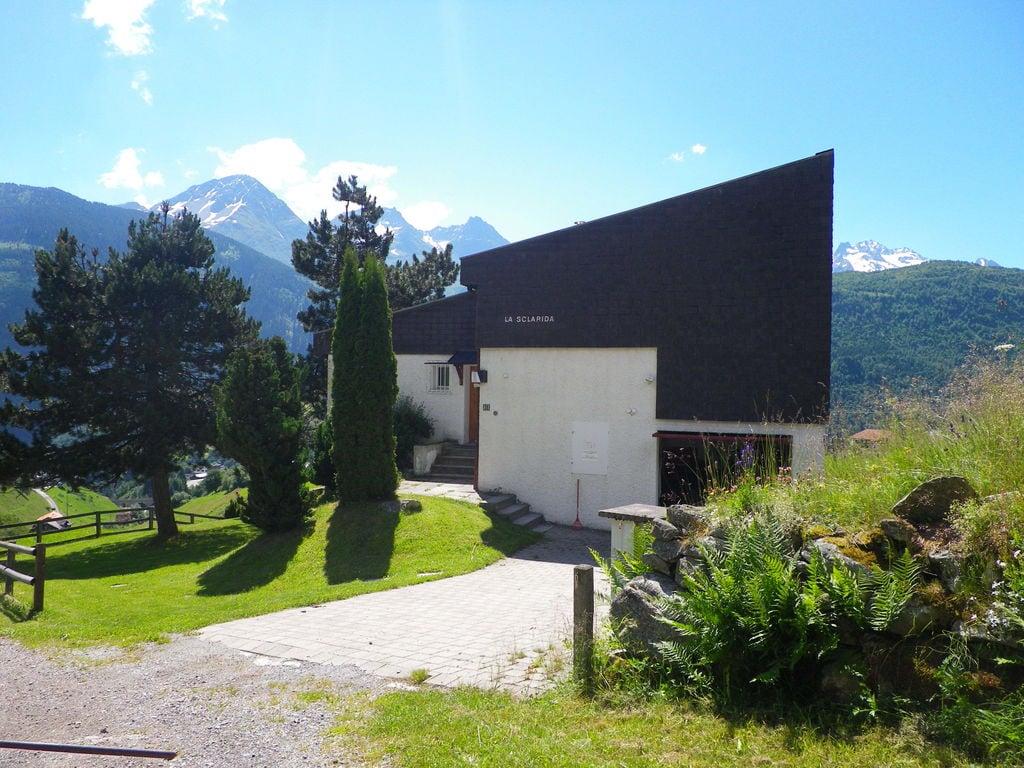 Ferienwohnung Ruhige Ferienwohnung in Waldnähe in Segnas (254681), Segnas, Disentis - Sedrun, Graubünden, Schweiz, Bild 2