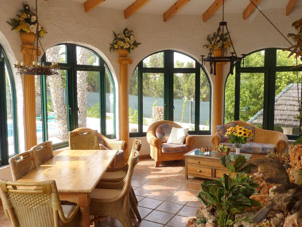 Ferienhaus Luxuriöse Villa an der Costa Blanca mit Swimmingpool (255610), Daya Vieja, Costa Blanca, Valencia, Spanien, Bild 9