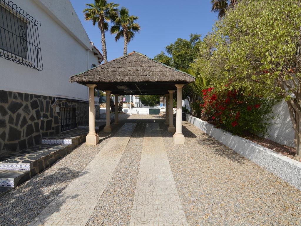 Ferienhaus Luxuriöse Villa an der Costa Blanca mit Swimmingpool (255610), Daya Vieja, Costa Blanca, Valencia, Spanien, Bild 38