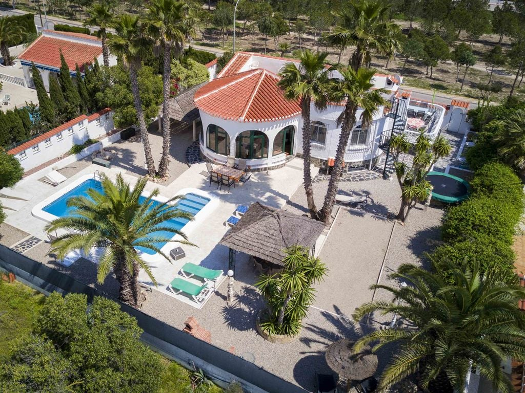 Ferienhaus Luxuriöse Villa an der Costa Blanca mit Swimmingpool (255610), Daya Vieja, Costa Blanca, Valencia, Spanien, Bild 2