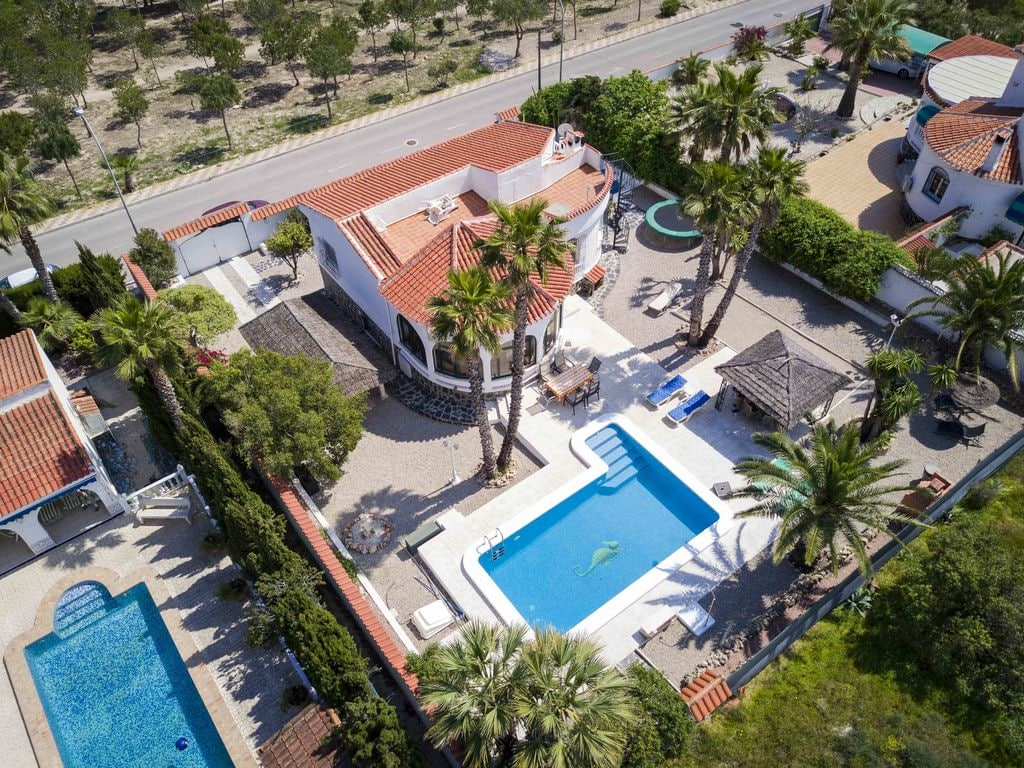Ferienhaus Luxuriöse Villa an der Costa Blanca mit Swimmingpool (255610), Daya Vieja, Costa Blanca, Valencia, Spanien, Bild 3