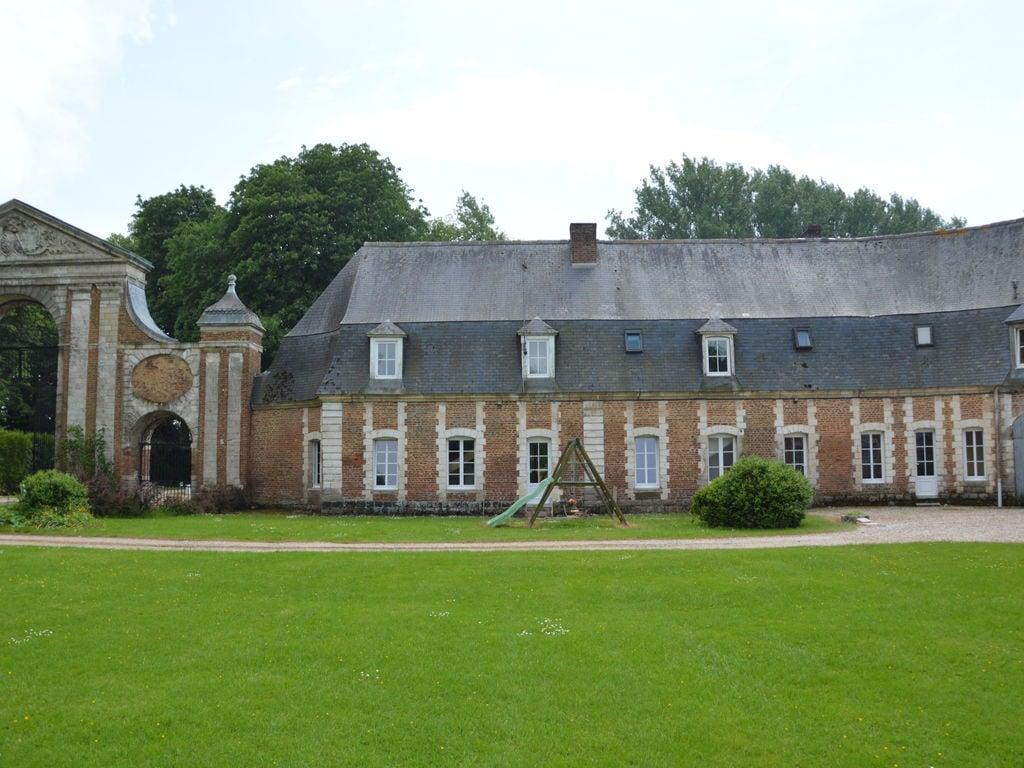 Ferienhaus Historisches Ferienhaus in Gouy-Saint-André (58652), Campagne lès Hesdin, Pas-de-Calais, Nord-Pas-de-Calais, Frankreich, Bild 3