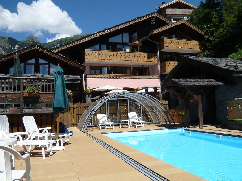 Ferienwohnung Residence les Edelweiss 1 (59459), Champagny en Vanoise, Savoyen, Rhône-Alpen, Frankreich, Bild 3