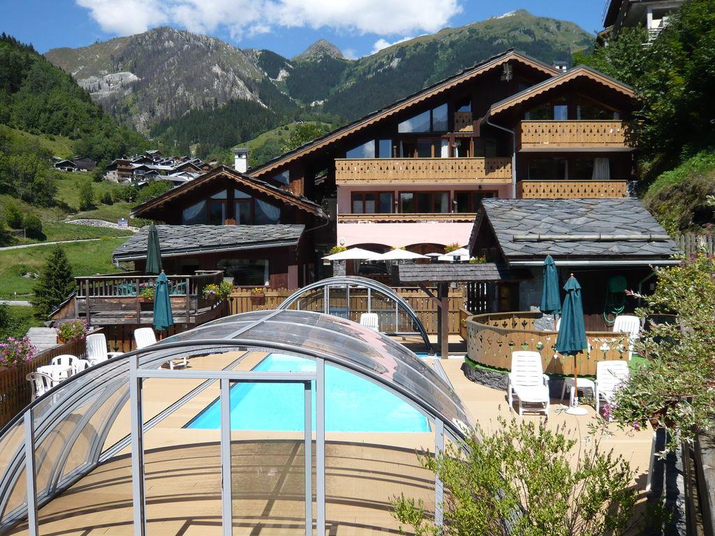 Ferienwohnung Residence les Edelweiss 1 (59459), Champagny en Vanoise, Savoyen, Rhône-Alpen, Frankreich, Bild 4