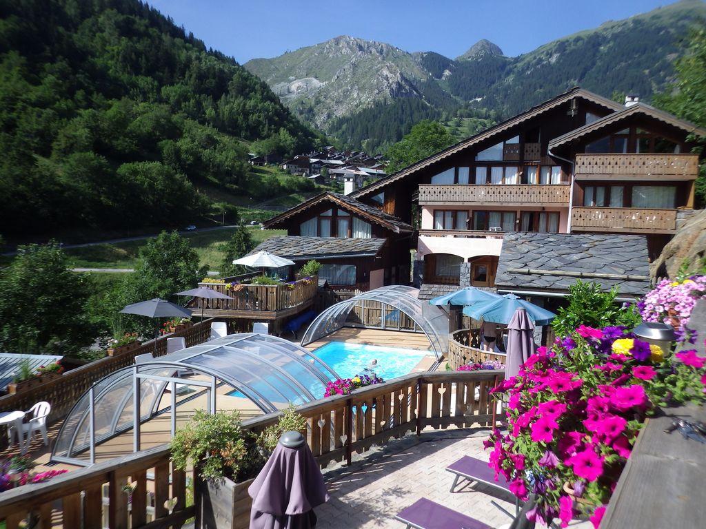 Ferienwohnung Residence les Edelweiss 1 (59459), Champagny en Vanoise, Savoyen, Rhône-Alpen, Frankreich, Bild 2