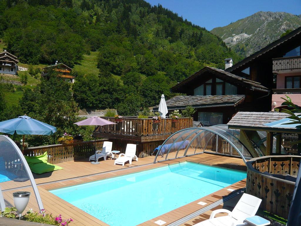 Ferienwohnung Residence les Edelweiss 1 (59459), Champagny en Vanoise, Savoyen, Rhône-Alpen, Frankreich, Bild 12