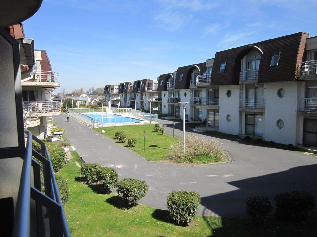 Ferienwohnung Luxuriöses Apartment in Bredene mit Schwimmbad (60541), Bredene, Westflandern, Flandern, Belgien, Bild 18