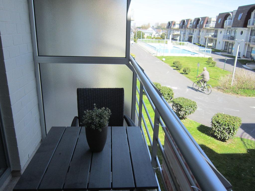 Ferienwohnung Luxuriöses Apartment in Bredene mit Schwimmbad (60541), Bredene, Westflandern, Flandern, Belgien, Bild 15