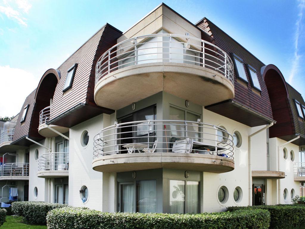 Ferienwohnung Luxuriöses Apartment in Bredene mit Schwimmbad (60541), Bredene, Westflandern, Flandern, Belgien, Bild 2