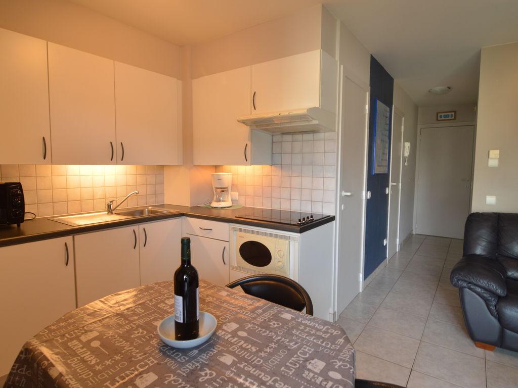 Ferienwohnung Luxuriöses Apartment in Bredene mit Schwimmbad (60541), Bredene, Westflandern, Flandern, Belgien, Bild 10