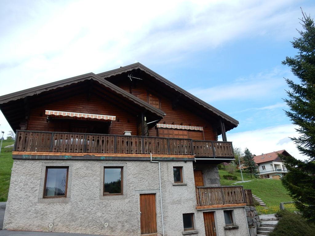Maison de vacances Le Cedre (59155), La Bresse, Vosges, Lorraine, France, image 4