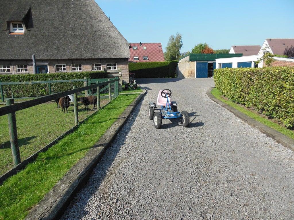 Ferienwohnung Sonniges, tierfreundliches Apartment bei Arum (61003), Grauwe Kat, , , Niederlande, Bild 8