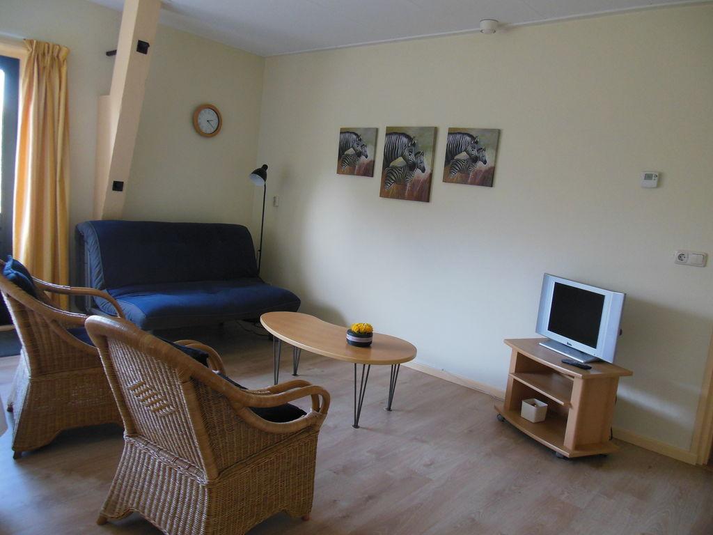 Ferienwohnung Geräumiges Apartment in Seenähe in Arum (61004), Grauwe Kat, , , Niederlande, Bild 6