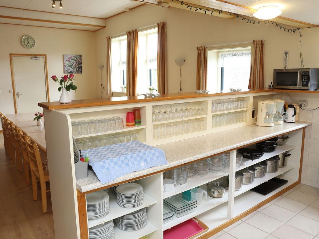 Maison de vacances Geräumiges Bauernhaus im ruhigen Dorf Arum in der Nähe des IJsselmeer! (61001), Grauwe Kat, , , Pays-Bas, image 14