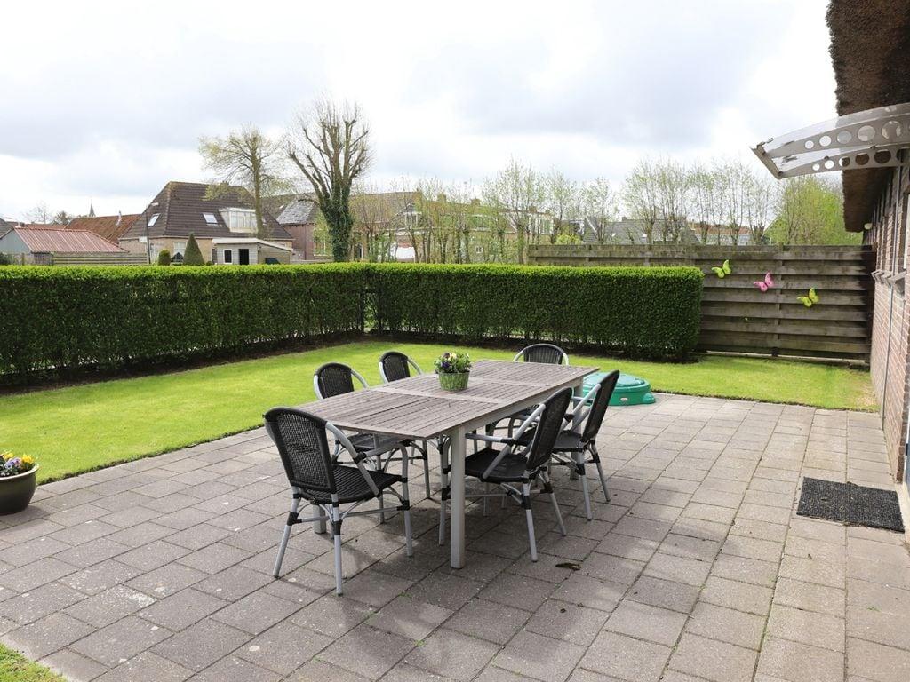 Maison de vacances Geräumiges Bauernhaus im ruhigen Dorf Arum in der Nähe des IJsselmeer! (61001), Grauwe Kat, , , Pays-Bas, image 4