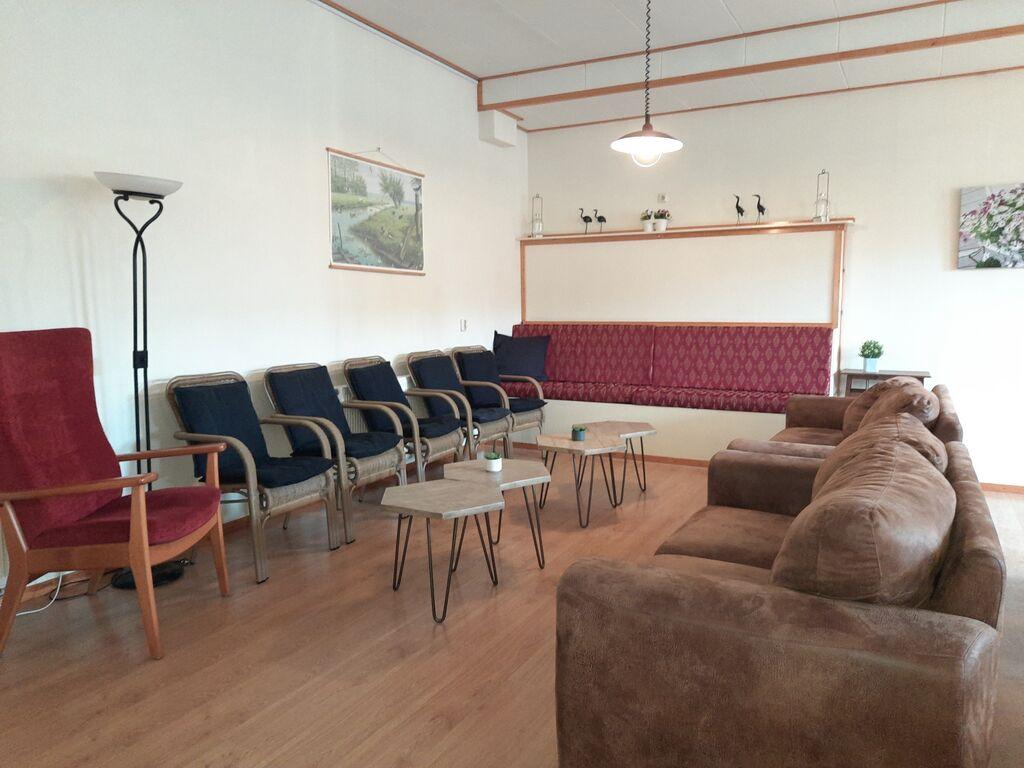 Maison de vacances Geräumiges Bauernhaus im ruhigen Dorf Arum in der Nähe des IJsselmeer! (61001), Grauwe Kat, , , Pays-Bas, image 10