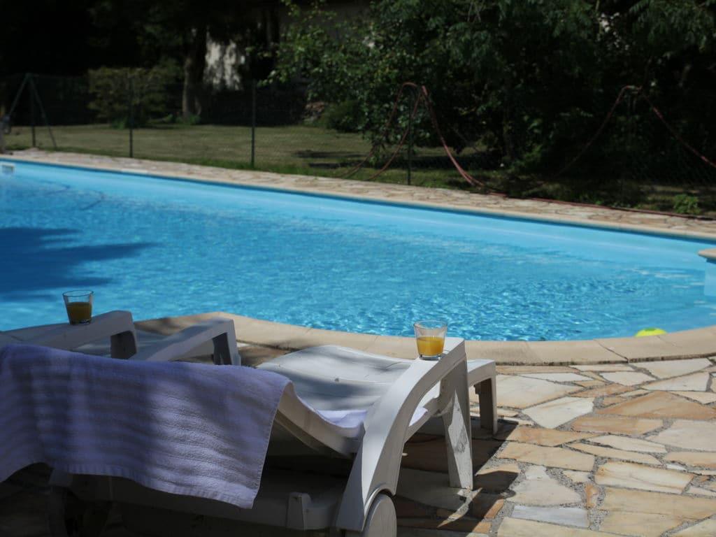 Ferienhaus Vintage-Chalet mit Swimmingpool in Quend-Plage-les-Pins (58665), Rue, Somme, Picardie, Frankreich, Bild 2