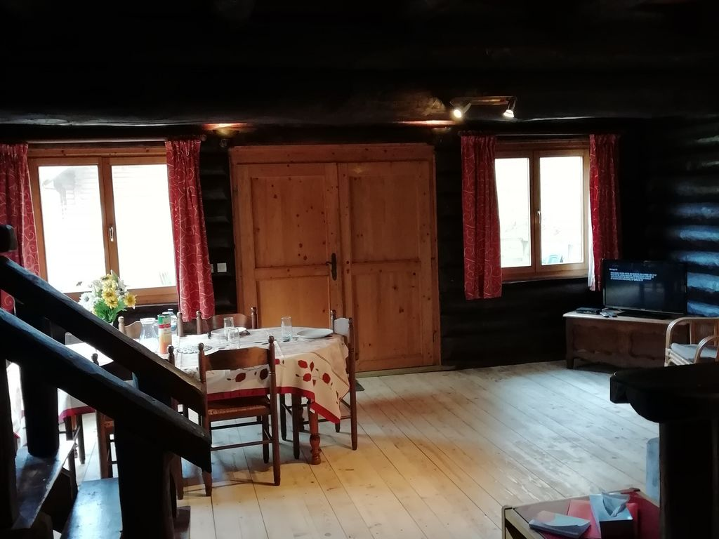 Ferienhaus Vintage-Chalet mit Swimmingpool in Quend-Plage-les-Pins (58665), Rue, Somme, Picardie, Frankreich, Bild 6