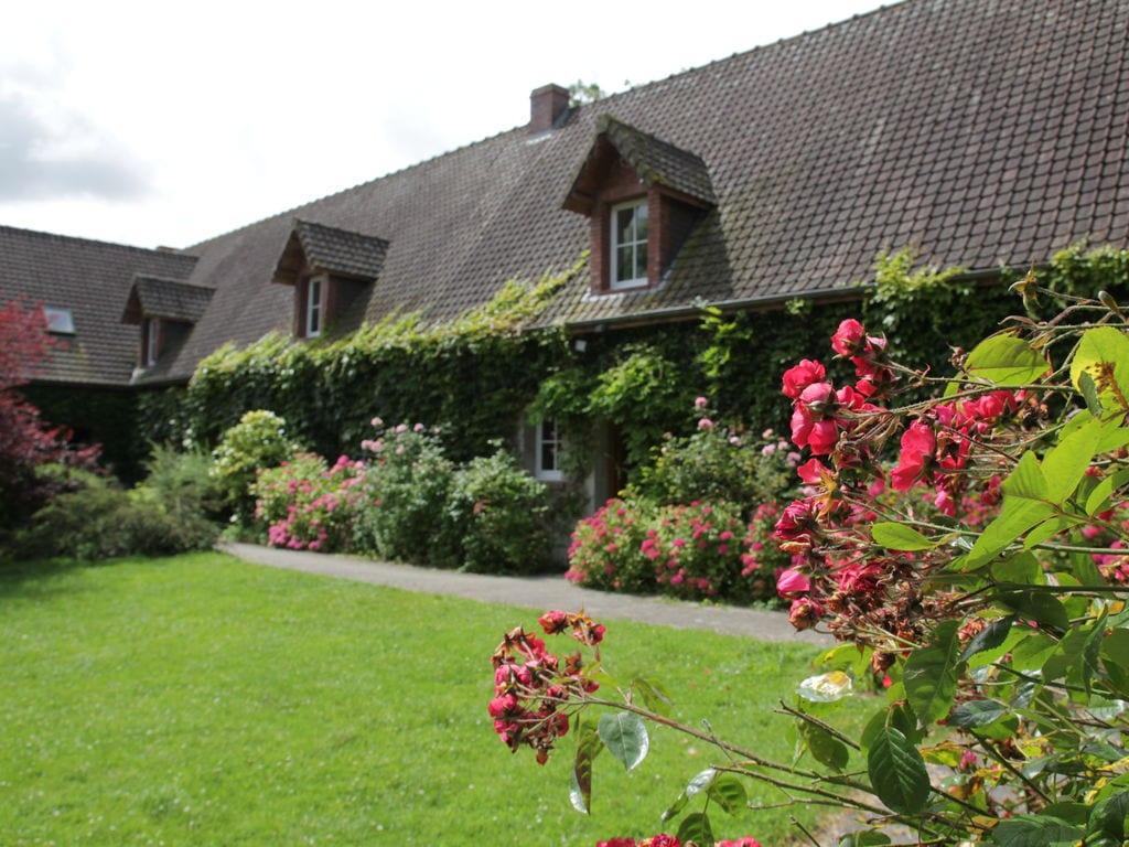 Ferienhaus Vintage-Chalet mit Swimmingpool in Quend-Plage-les-Pins (58665), Rue, Somme, Picardie, Frankreich, Bild 3