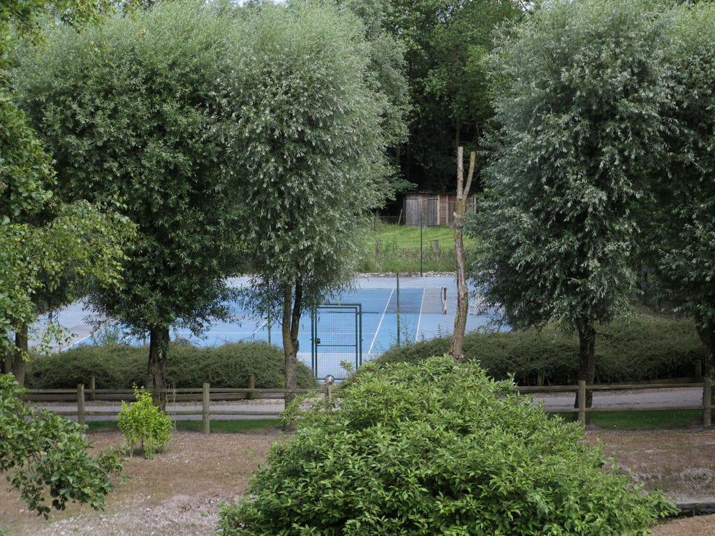 Ferienhaus Vintage-Chalet mit Swimmingpool in Quend-Plage-les-Pins (58665), Rue, Somme, Picardie, Frankreich, Bild 16