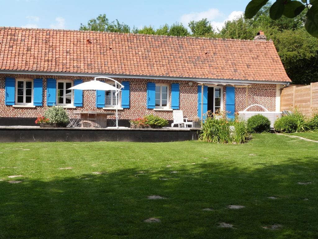 Ferienhaus Schönes Ferienhaus mit Whirlpool in Mouriez, Nordfrankreich (59279), Hesdin, Pas-de-Calais, Nord-Pas-de-Calais, Frankreich, Bild 10