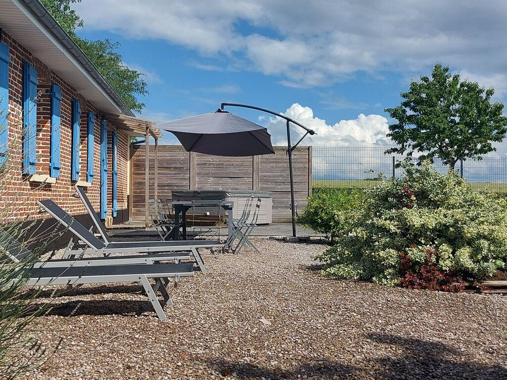 Ferienhaus Schönes Ferienhaus mit Whirlpool in Mouriez, Nordfrankreich (59279), Hesdin, Pas-de-Calais, Nord-Pas-de-Calais, Frankreich, Bild 27