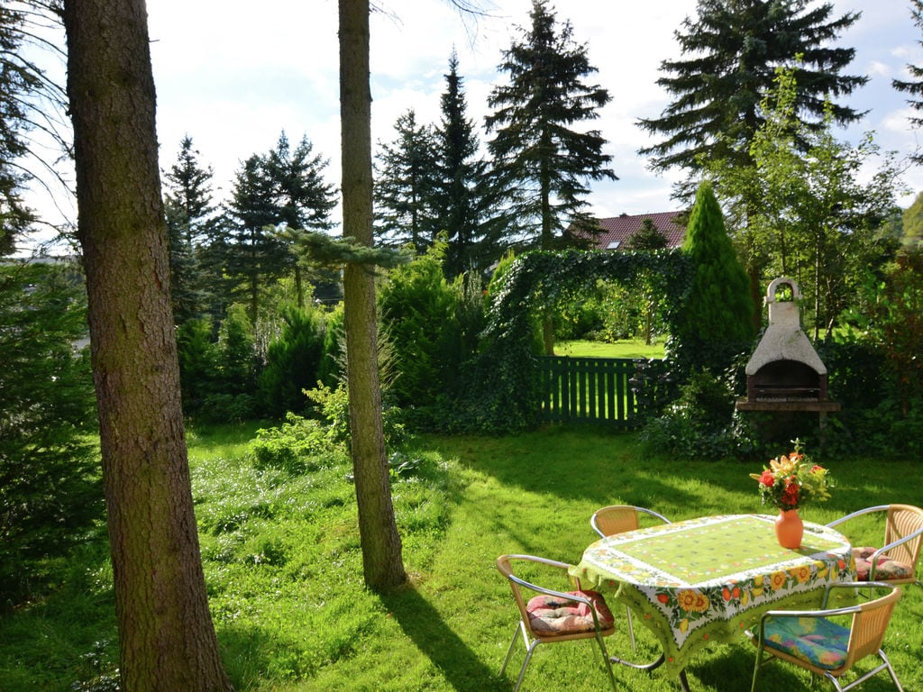 Holiday house Luxuriöses Ferienhaus mit Terrasse in Wutha-Farnroda (255569), Mosbach, Thuringian Forest, Thuringia, Germany, picture 15