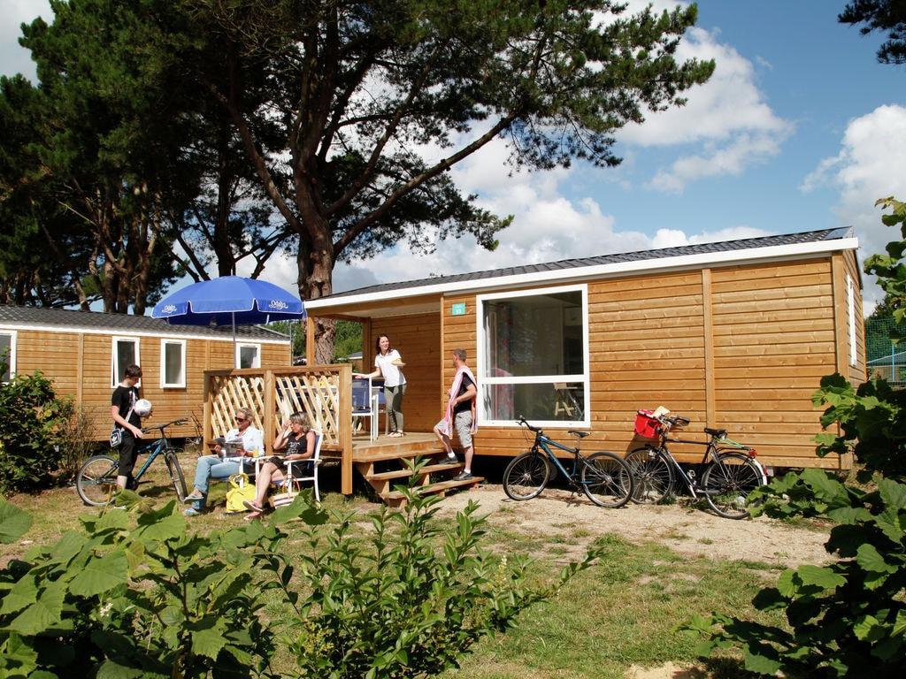 Ferienhaus Gepflegtes Chalet mit Terrasse 800 m vom Strand entfernt (301368), La Trinité sur Mer, Atlantikküste Morbihan, Bretagne, Frankreich, Bild 3