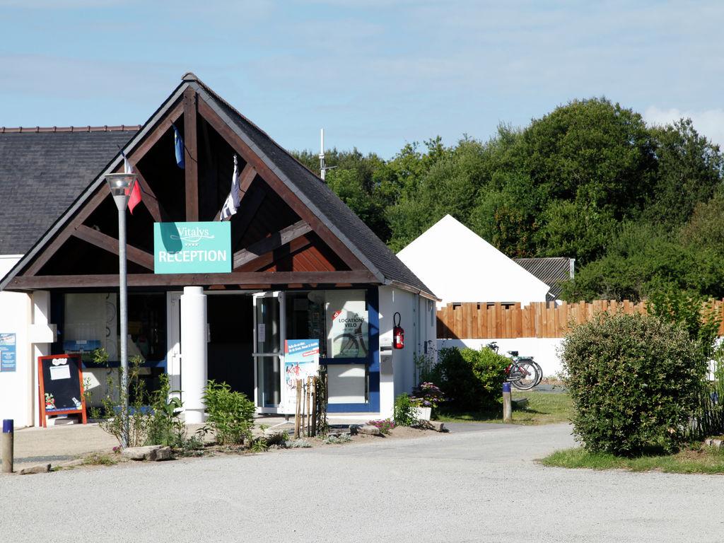 Ferienhaus Gepflegtes Chalet mit Terrasse 800 m vom Strand entfernt (301368), La Trinité sur Mer, Atlantikküste Morbihan, Bretagne, Frankreich, Bild 12