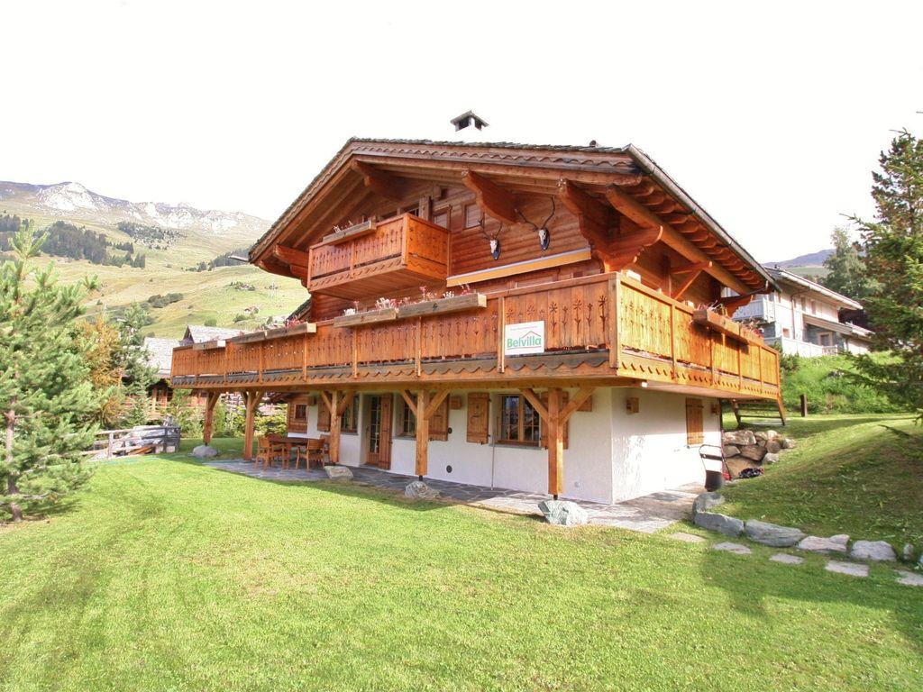 Ferienwohnung La Marmontane (61348), Verbier, Val de Bagnes, Wallis, Schweiz, Bild 2