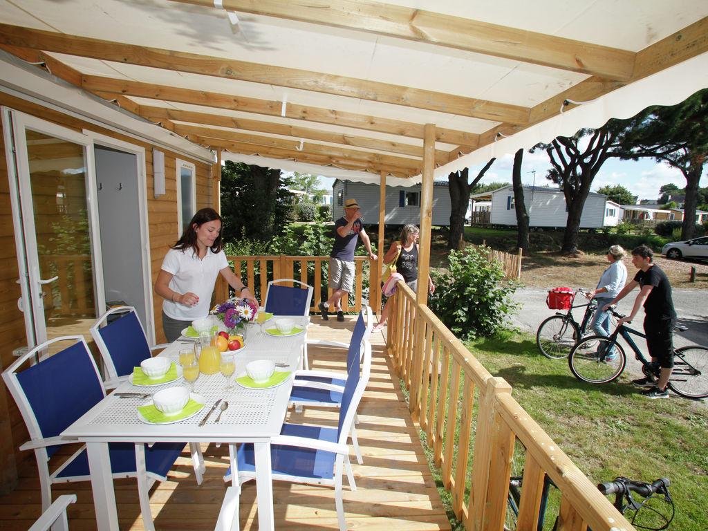 Ferienhaus Gepflegtes Chalet mit Terrasse 800 m vom Strand entfernt (301354), La Trinité sur Mer, Atlantikküste Morbihan, Bretagne, Frankreich, Bild 10
