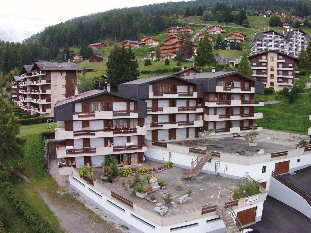 Ferienwohnung Bellevue (61347), La Tzoumaz, 4 Vallées, Wallis, Schweiz, Bild 2