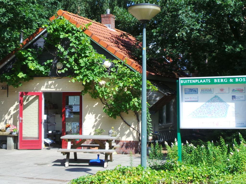Ferienhaus Schönes Ferienhaus mit großem Garten, nahe De Lemelerberg (61508), Lemele, Salland, Overijssel, Niederlande, Bild 13