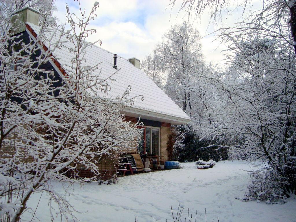 Ferienhaus Schönes Ferienhaus mit großem Garten, nahe De Lemelerberg (61508), Lemele, Salland, Overijssel, Niederlande, Bild 23