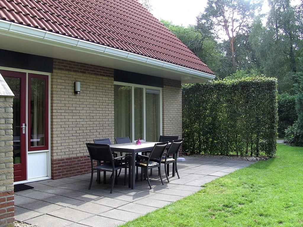 Ferienhaus Schönes Ferienhaus mit großem Garten, nahe De Lemelerberg (61517), Lemele, Salland, Overijssel, Niederlande, Bild 15