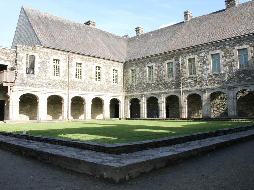 Ferienhaus Cottage in der Bretagne Maël-Carhaix mit privater Terrasse (65883), Maël Carhaix, Côtes d'Armor, Bretagne, Frankreich, Bild 30