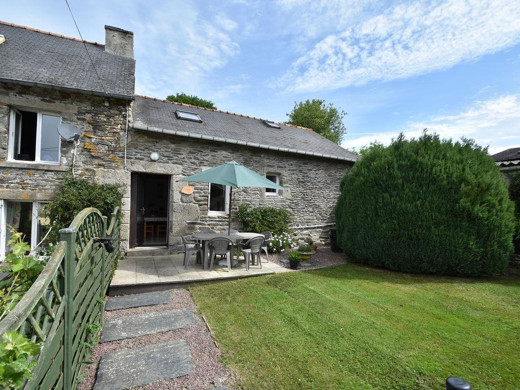 Ferienhaus Cottage in der Bretagne Maël-Carhaix mit privater Terrasse (65883), Maël Carhaix, Côtes d'Armor, Bretagne, Frankreich, Bild 6