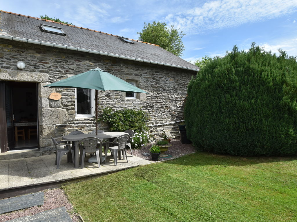 Ferienhaus Cottage in der Bretagne Maël-Carhaix mit privater Terrasse (65883), Maël Carhaix, Côtes d'Armor, Bretagne, Frankreich, Bild 7