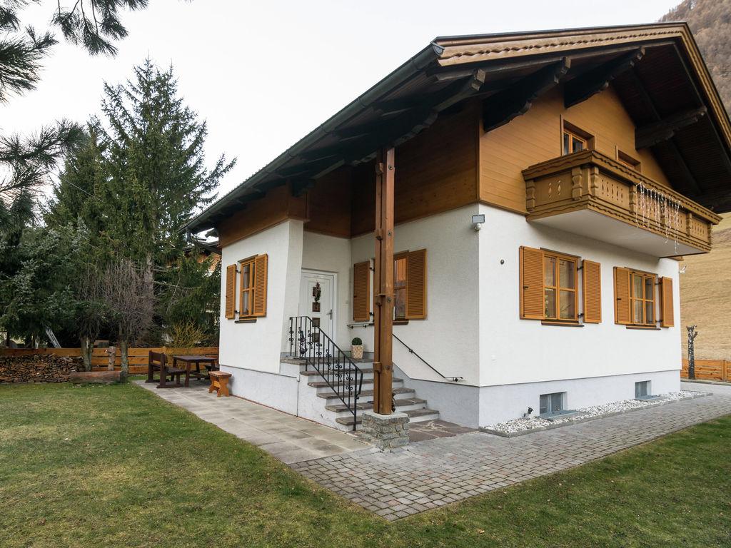 3 Birken Ferienhaus