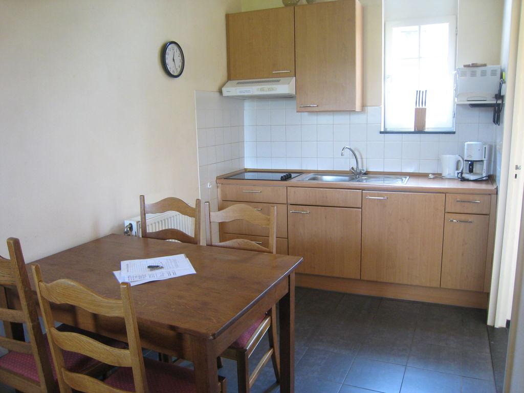 Ferienwohnung Gemütliches Apartment in der Nähe des Stadtzentrums in Mesch (65732), Eijsden, Zuid-Limburg, Limburg (NL), Niederlande, Bild 11