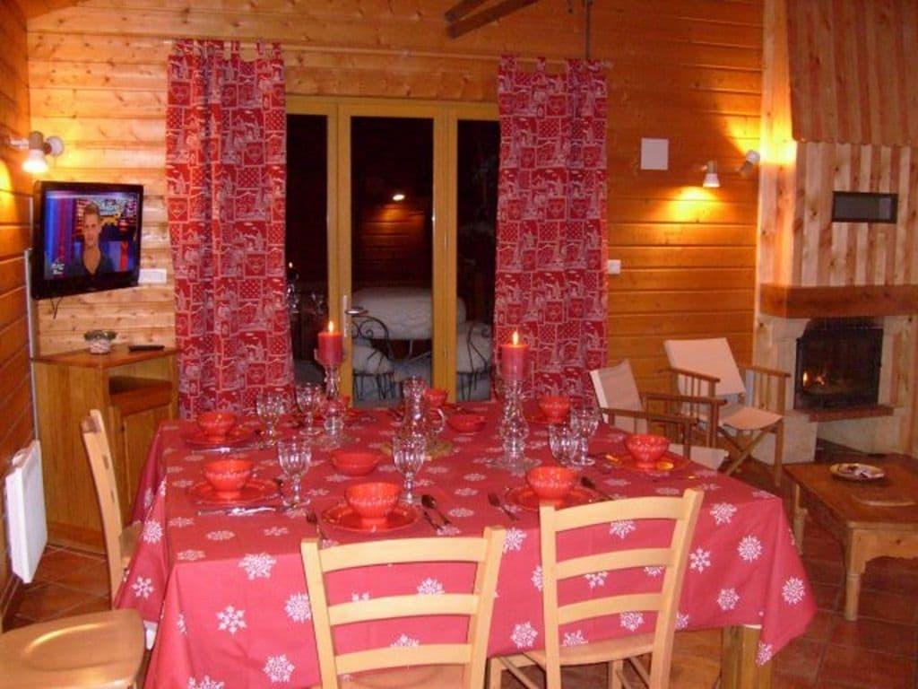 Ferienhaus Gemütliches Chalet mit Geschirrspüler in den Hochvogesen (65563), Le Thillot, Vogesen, Lothringen, Frankreich, Bild 3