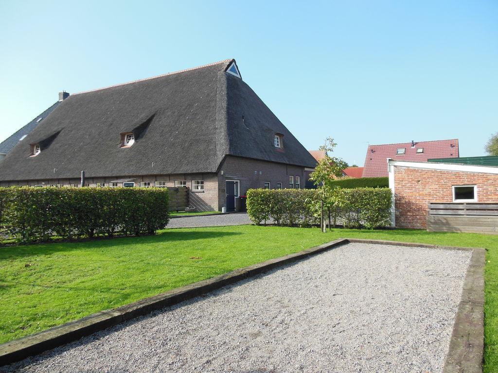 Ferienwohnung Geräumiges Apartment in Seenähe in Arum (61006), Grauwe Kat, , , Niederlande, Bild 11