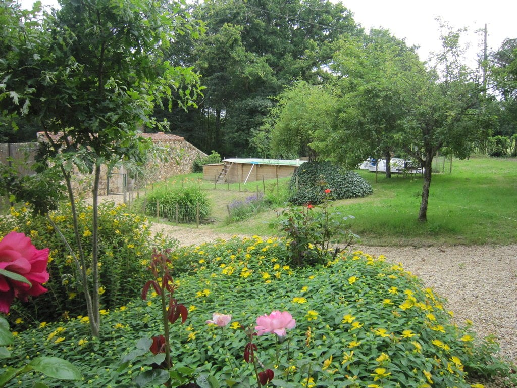 Ferienhaus Wunderschönes Herrenhaus mit Pool in Saint-Paul-du-Bois (65770), Vihiers, Maine-et-Loire, Pays de la Loire, Frankreich, Bild 29
