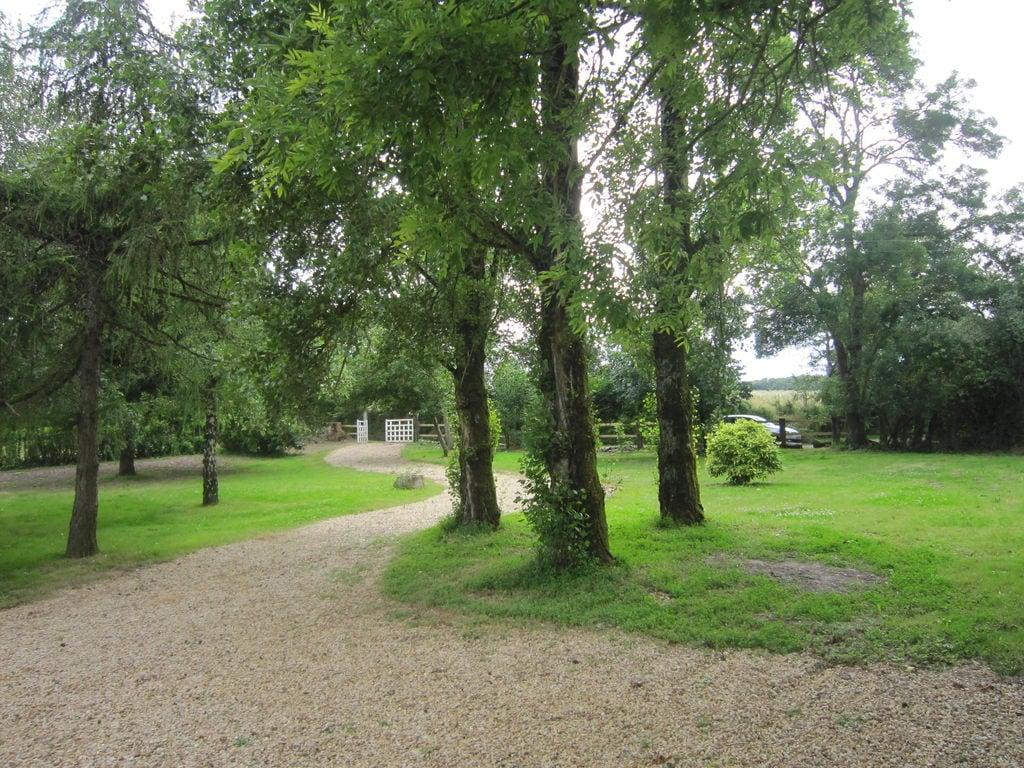 Ferienhaus Wunderschönes Herrenhaus mit Pool in Saint-Paul-du-Bois (65770), Vihiers, Maine-et-Loire, Pays de la Loire, Frankreich, Bild 30