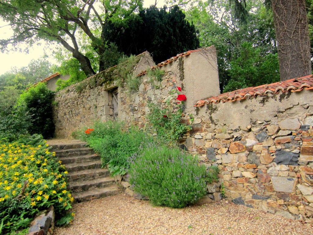 Ferienhaus Wunderschönes Herrenhaus mit Pool in Saint-Paul-du-Bois (65770), Vihiers, Maine-et-Loire, Pays de la Loire, Frankreich, Bild 28