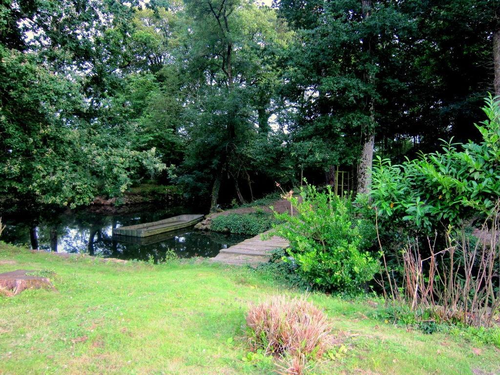 Ferienhaus Wunderschönes Herrenhaus mit Pool in Saint-Paul-du-Bois (65770), Vihiers, Maine-et-Loire, Pays de la Loire, Frankreich, Bild 26