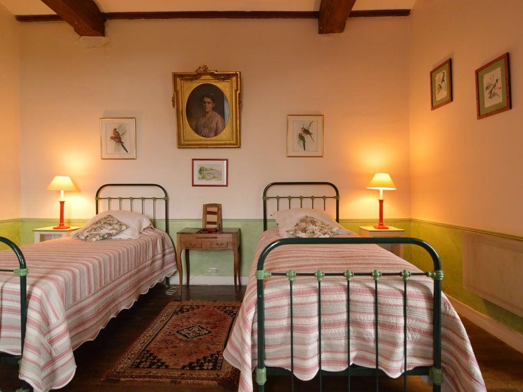 Ferienhaus Wunderschönes Herrenhaus mit Pool in Saint-Paul-du-Bois (65770), Vihiers, Maine-et-Loire, Pays de la Loire, Frankreich, Bild 15