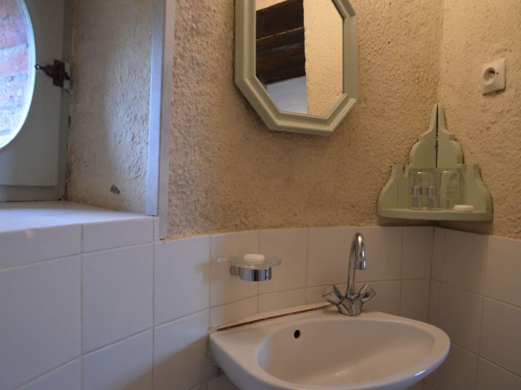 Ferienhaus Wunderschönes Herrenhaus mit Pool in Saint-Paul-du-Bois (65770), Vihiers, Maine-et-Loire, Pays de la Loire, Frankreich, Bild 24