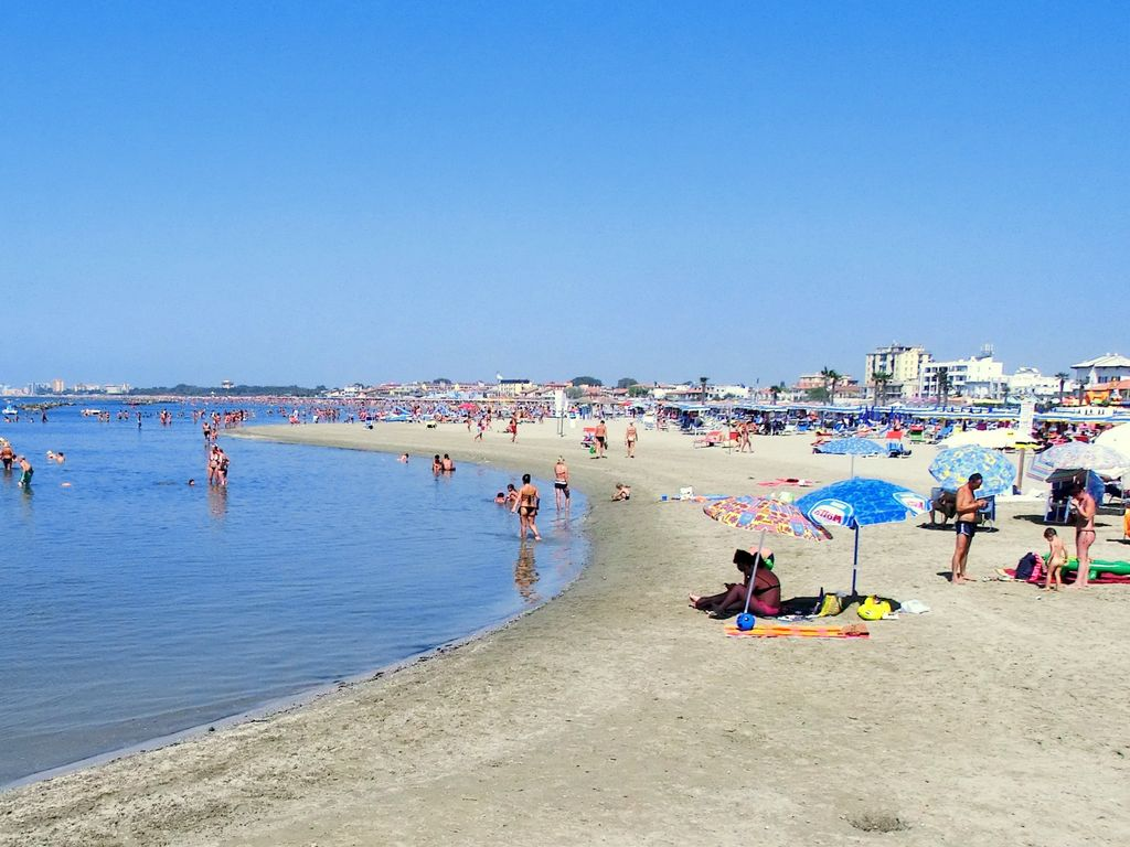 Holiday apartment Appartement mit Meerblick und Meer in der Nähe in Comacchio (264923), Comacchio, Adriatic coast (Emilia-Romagna), Emilia-Romagna, Italy, picture 21