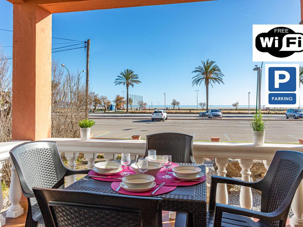 Ferienwohnung Moderne Ferienwohnung in Empuriabrava Spanien mit Terrasse (71992), Empuriabrava, Costa Brava, Katalonien, Spanien, Bild 1